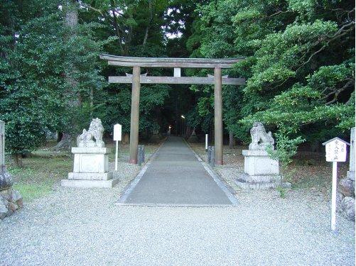あなたの内なる自然-若狭彦神社