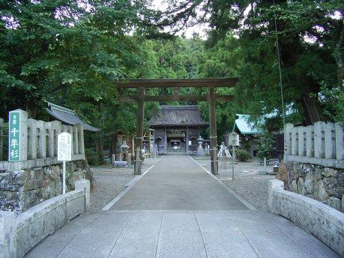 あなたの内なる自然-若狭姫神社
